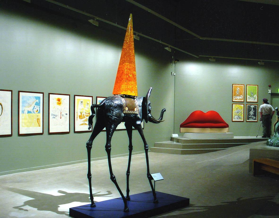 Dalí: Savonlinna   The Dalí Universe