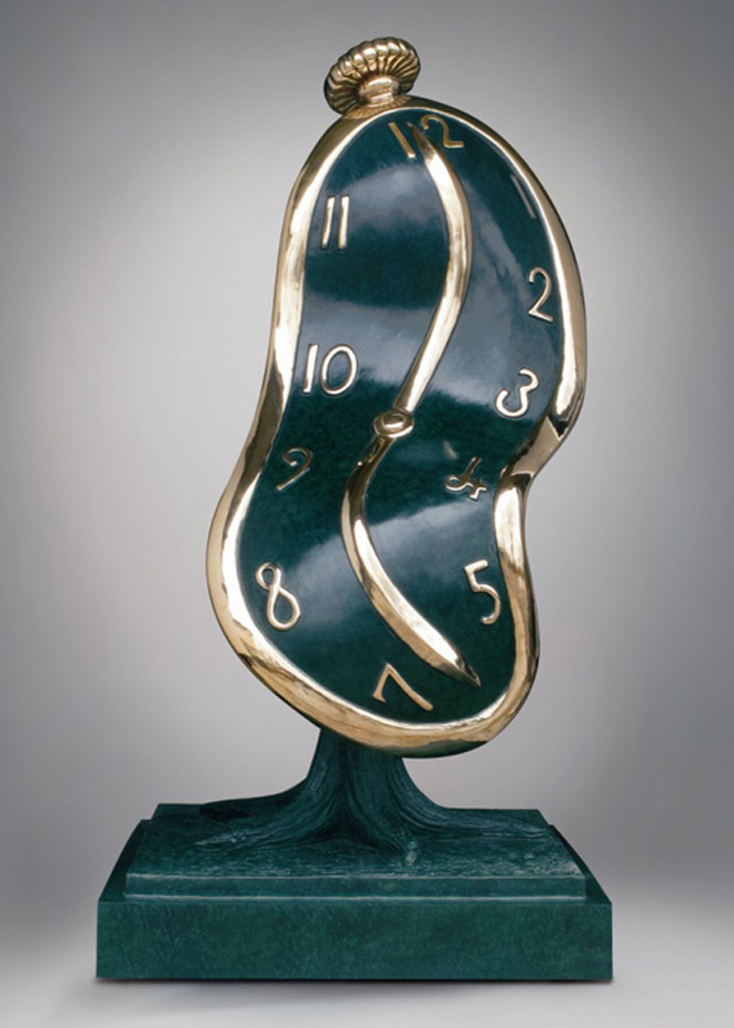 Dali Sculpture At Christie S Auction House The Dal 237 Universe