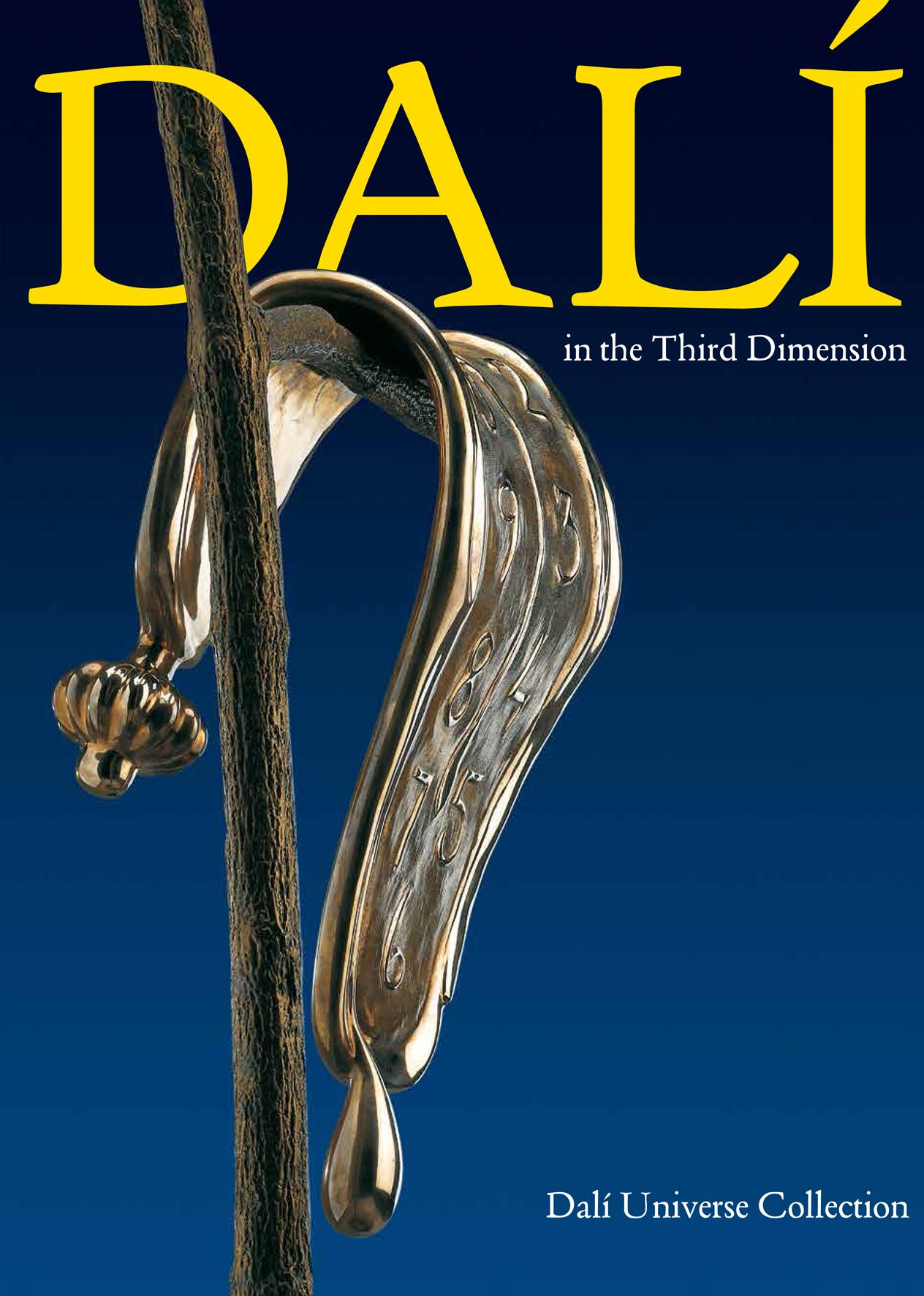 Dalí In The Third Dimesion 2010 Alemandi Editore Torino