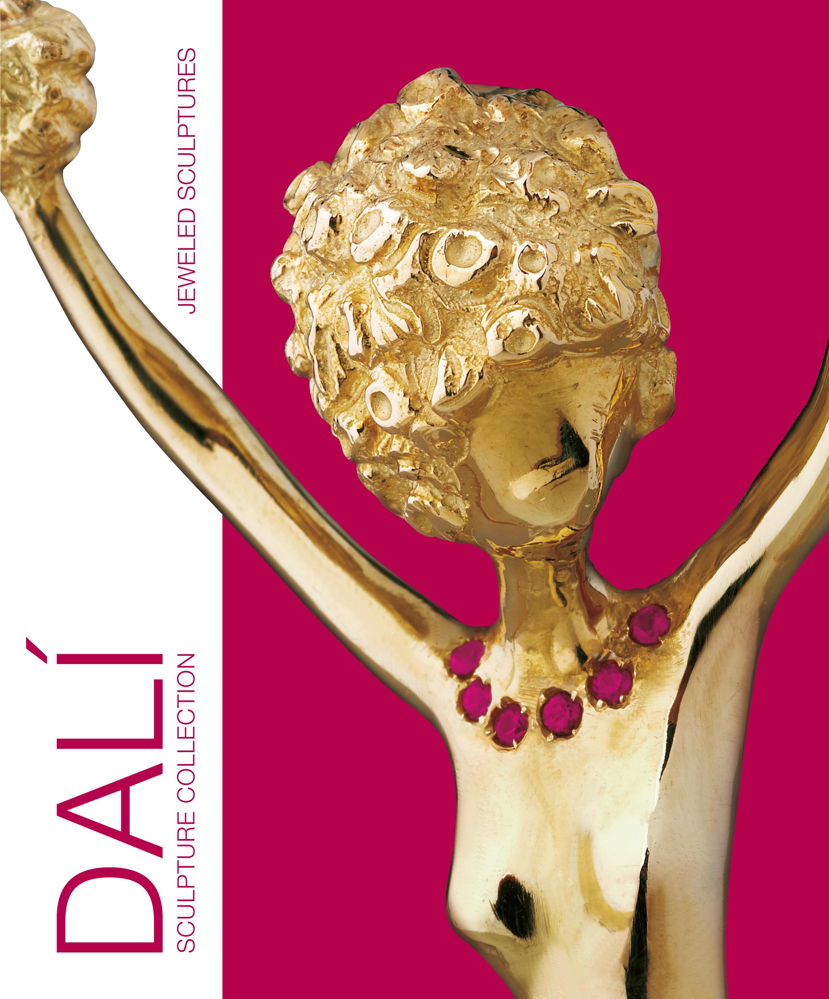 Dalí Sculpture Collection Jeweled Sculptures