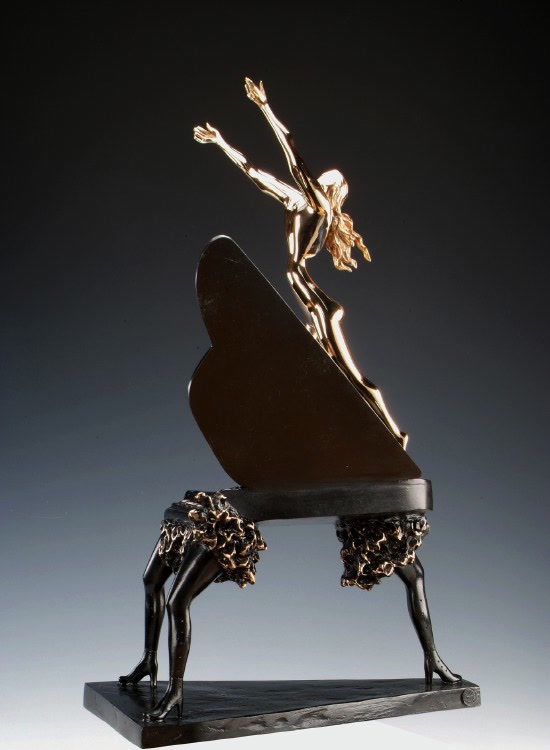 surrealist piano for sale